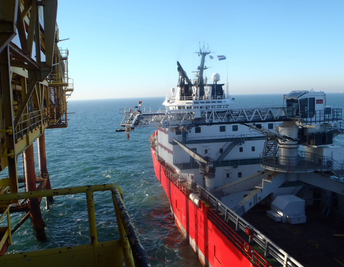 W2W vessel Wilson Arctic