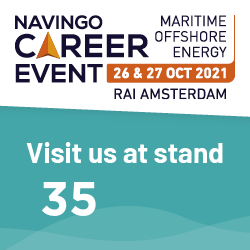 Meet us @Navingo Career Event